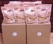 Sami's Bakery Low Carb Cinnamon Millet & Flax Chips - Case of 12
