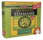 Edamame by Seapoint Farms - 8 Wasabi 100 Calorie Packs