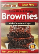 Doctor's CarbRite Diet Brownie Mix with Chocolate Chips