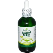 SweetLeaf Liquid Stevia Sweet Drops Sweetener 4 oz, 576 Servings