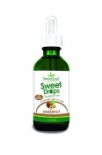 SweetLeaf Liquid Stevia Sweet Drops Sweetener - Hazelnut