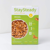 Nutritious Living StaySteady, Original Cereal
