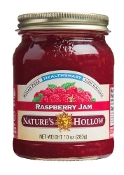 Nature's Hollow Sugar Free Raspberry Preserves with Xylitol