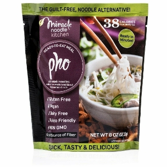 Miracle Noodle Ready-to-Eat Vegan Pho