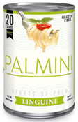 Palmini Hearts of Palm Linguine Shirataki Noodles in a Can