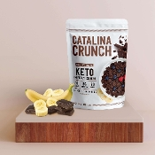 Catalina Crunch Chocolate Banana Cereal - 5 Carbs