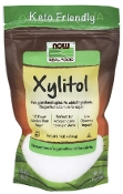 NOW Foods 1 lb Bag of Xylitol - Zero Net Carbs