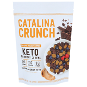 Catalina Crunch Chocolate Peanut Butter Cereal - 5 Carbs
