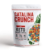 Catalina Crunch Fruity Cereal - 5 Carbs