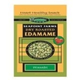 Edamame by Seapoint Farms - Wasabi Single Serve Bag