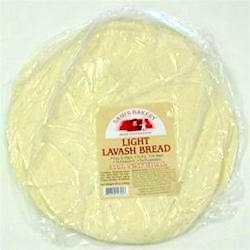 MAKE Pizza Tonight with Sami's Bakery Light Lavash Bread