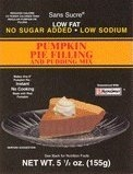 Sans Sucre Pumpkin Pie Filling & Pudding Mix